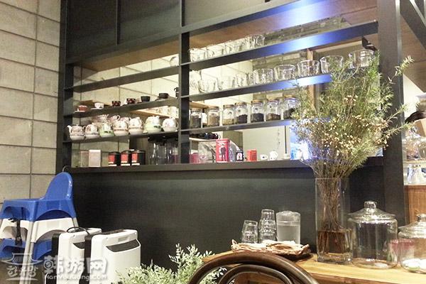 London Tea店内环境