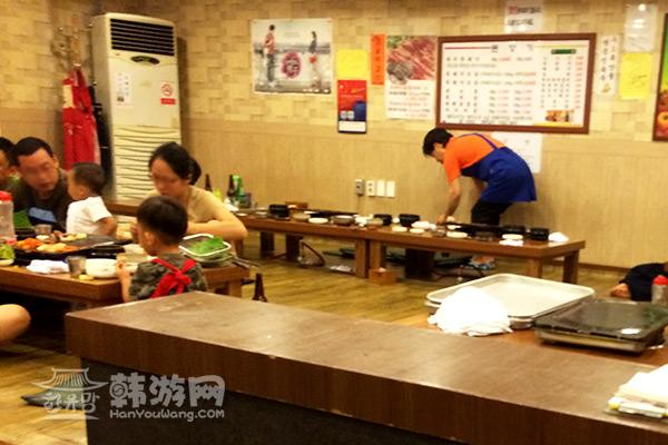 济州岛豚香气烤肉店14
