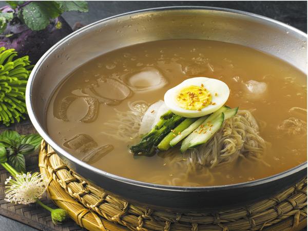 庭院豆腐汤