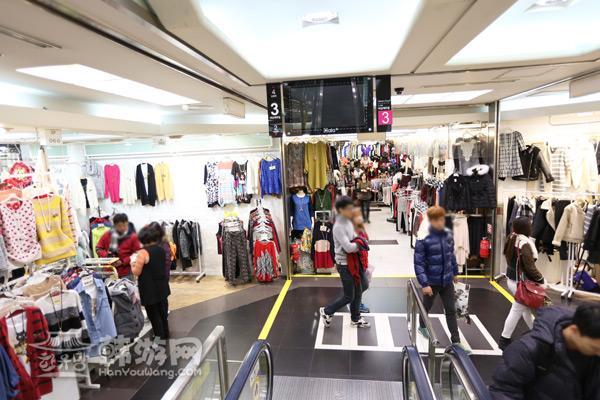 东大门apM商场