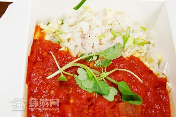 Toonrice中华小当家炒饭上汤1