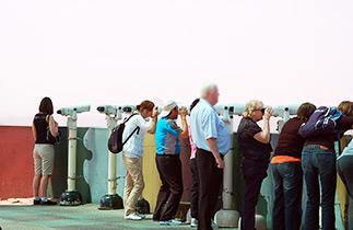 DMZ第三地道观光10