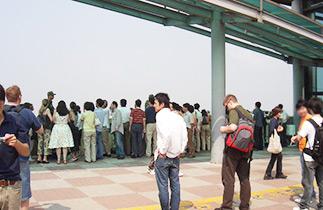 DMZ第三地道观光12