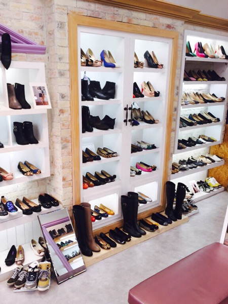 BABARA连锁鞋店
