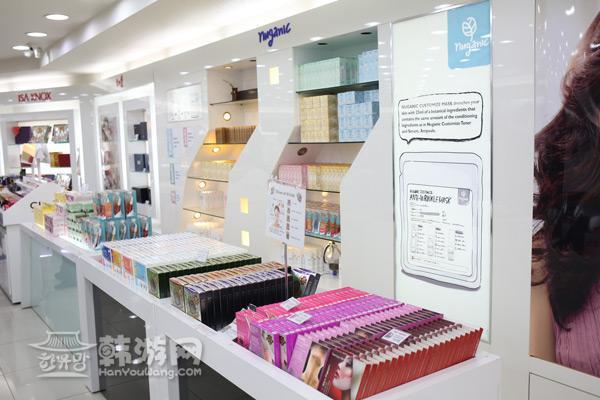 弘大Charm&Charm化妝品免稅店_韓國購物_韓遊網