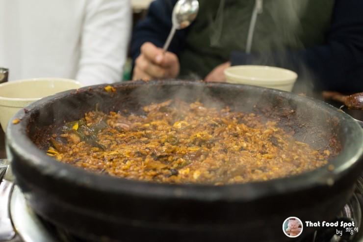 """釜山""""元祖传说中的烤鳗鱼""""专门店"""