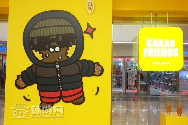 KAKAO FRIENDS SHOP主题店_韩国购物_韩游网