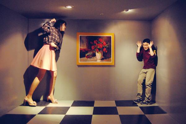 韩国爱来魔相艺术馆