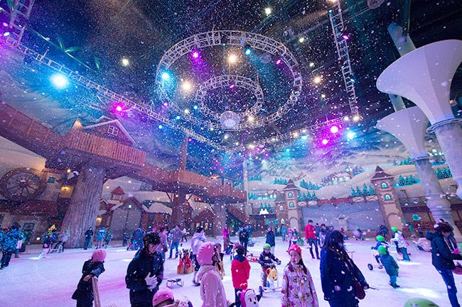 ONEMOUNT冰雪乐园01