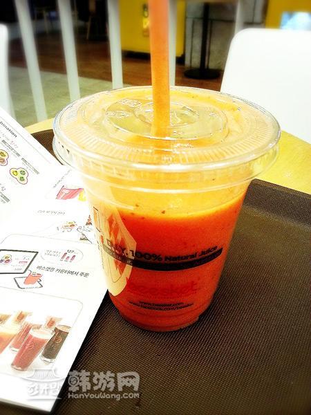 Beesket鲜果汁连锁店