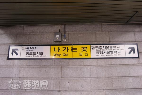 首尔通仁市场