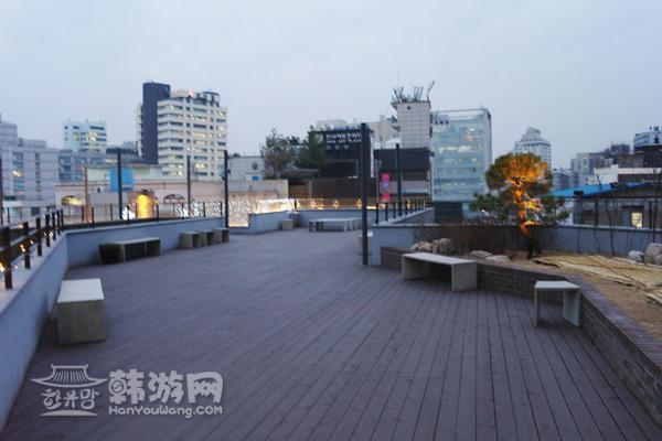 仁寺洞Maru复合文化空间_韩国景点_韩游网