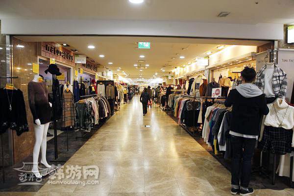 永登浦地下商街_韩国购物_韩游网