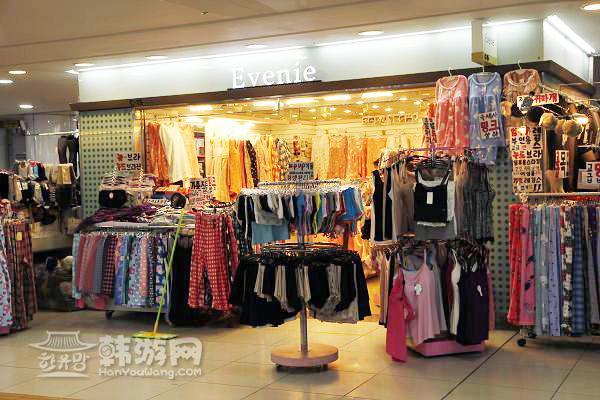 江南地下商街_韩国购物_韩游网