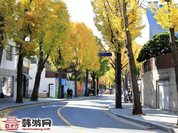 【北大】穷游,就是要一分钱都不花~-韩国旅游攻略一日游攻略图片