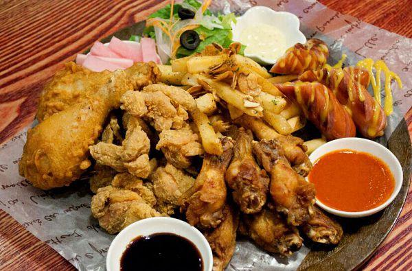 Ru Ch Da炸鸡