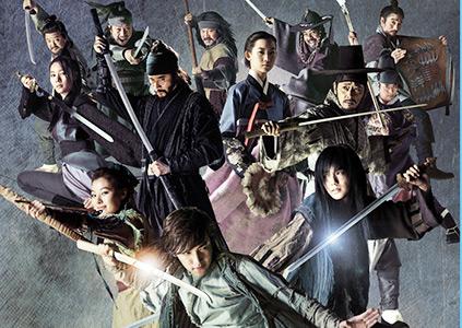 韩国民俗村20