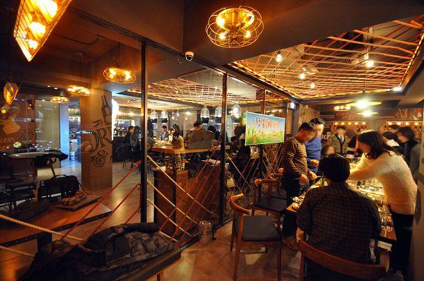 Premium Café炸鸡扎啤店交通信息