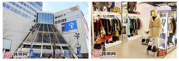 首尔经典路线之艺术与购物路线