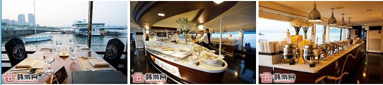 汉江游览船