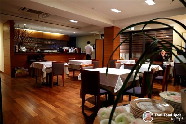 清潭洞意大利餐厅Mi piace02