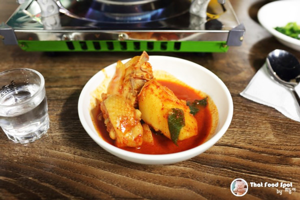 新沙洞木浦家韩式辣炖鸡块_韩国美食_韩游网