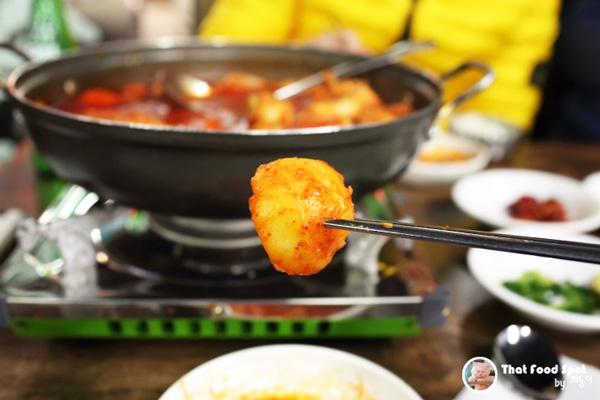 新沙洞木浦家韩式辣炖鸡块