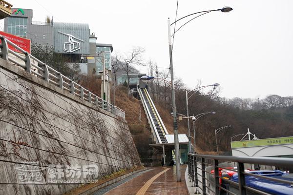 首尔南山塔 - 韩国地标建筑