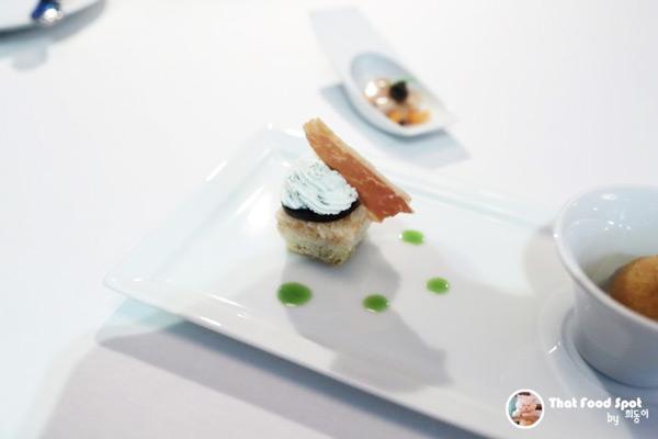 清潭洞LA CATEGORIE西餐厅