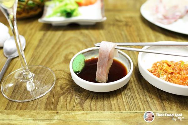 新菉山生鱼片店