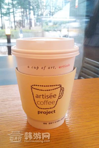 三清洞Artisée咖啡简餐_韩国美食_韩游网