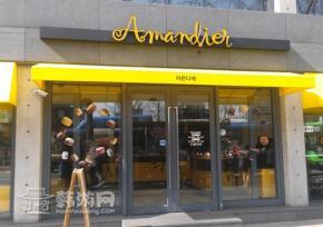 三清洞Amandier欧式面包店