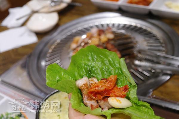 韩式烤肉小贴士