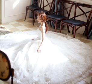 首尔婚纱摄影私人定制1