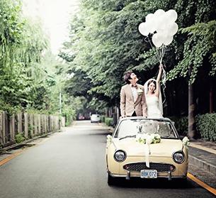 首尔婚纱摄影私人定制11