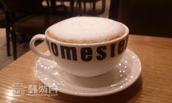 忠武路Homestead Coffee_韩国美食_韩游网