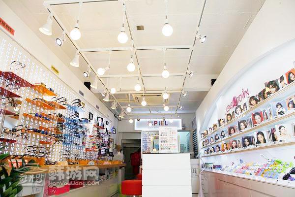LENS TOWN PIEL隐形眼镜专卖店_韩国购物_韩游网