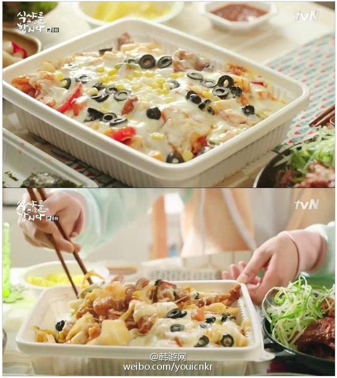 《一起吃饭吧2》惊艳美食大盘点004