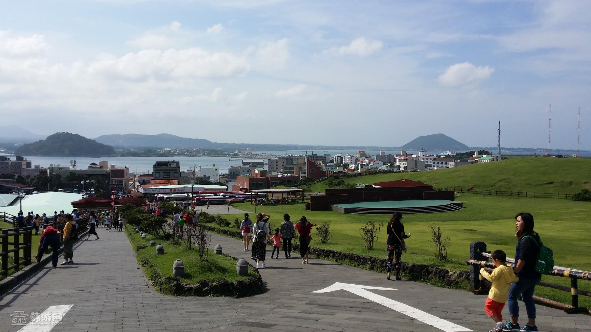 韩国首尔济州岛8日游