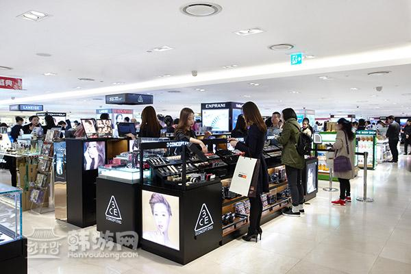 新羅免稅店_韓國購物_韓遊網