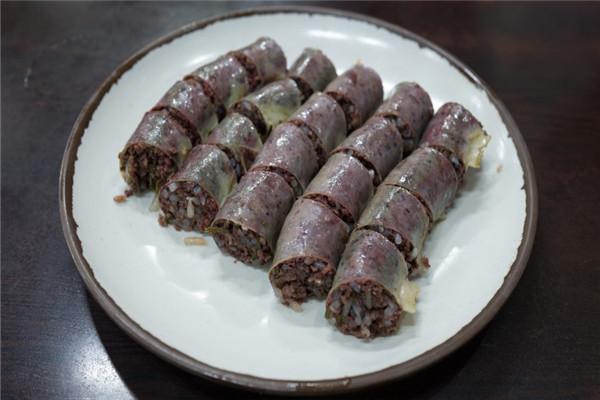 韩国米肠总店_韩国美食_韩游网