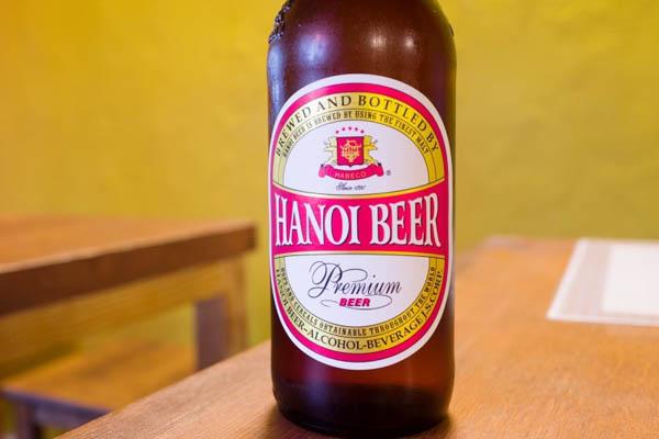LeHoi越南料理店啤酒