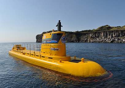 济州马罗岛潜水艇票在线预订_韩游网