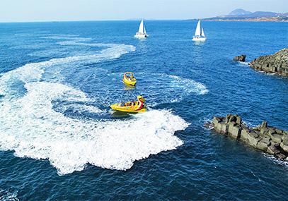 济州岛VIVA360度喷气快艇在线预定优惠-韩游网