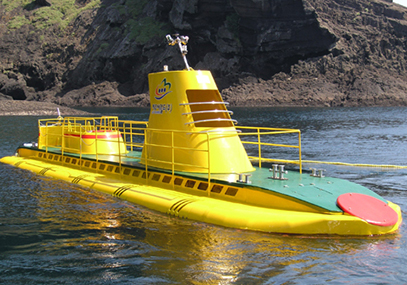 济州岛牛岛潜水艇在线预订_济州岛WORLD JET潜水艇票-韩游网