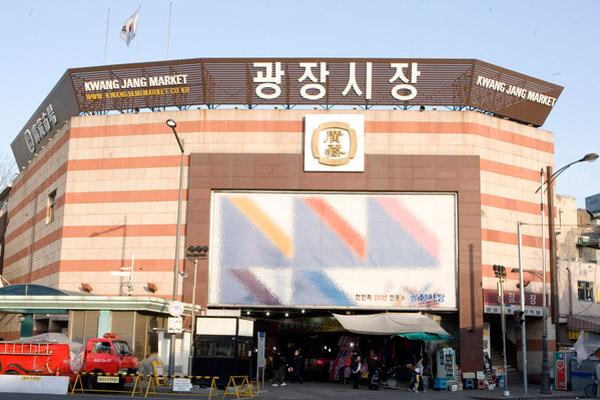 广藏市场购物