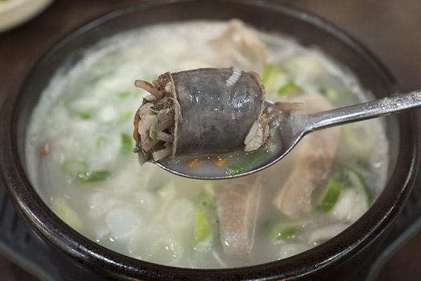 平安道米肠汤专门店15