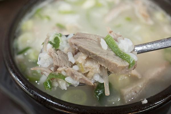平安道米肠汤专门店12