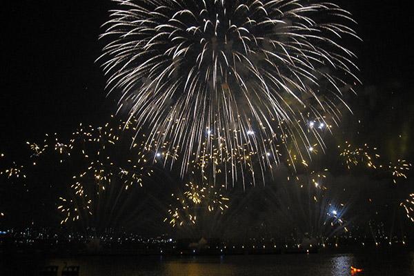 首尔世界烟花庆典3