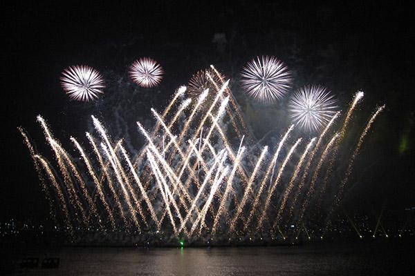 首尔世界烟花庆典5
